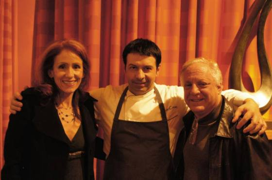 Chef Bruno Chemel, Baumais, Mountain View