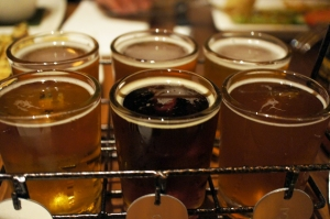 Beer Sampler - a little something for everyone