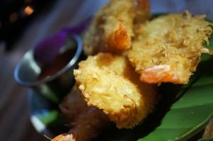 Coconut Shrimp!