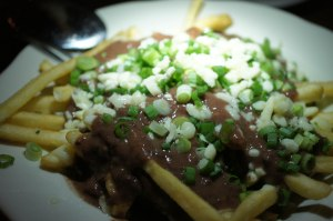 Blood Pudding Poutine
