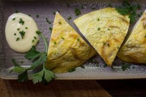 Tortilla de Patatas - photo credit Phi Tran