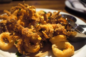 Calamari Chicharrones